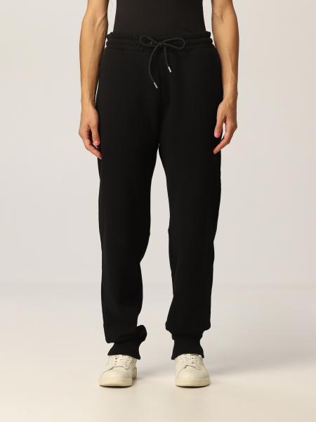 Pantalone jogging Paco Rabanne in cotone