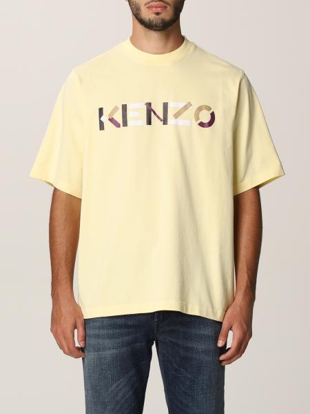 Kenzo men: Kenzo t-shirt with tiger