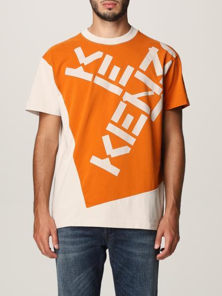 T-shirt Kenzo con logo X