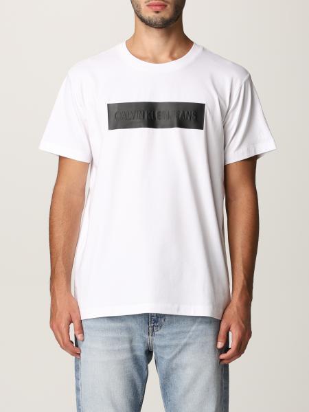 Calvin Klein Jeans: T-shirt homme Calvin Klein Jeans