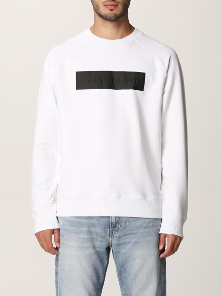 Felpa uomo Calvin Klein Jeans
