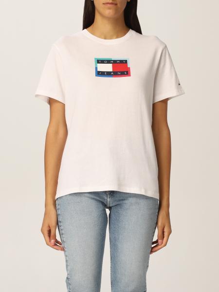 Tommy Hilfiger: T-shirt damen Tommy Hilfiger