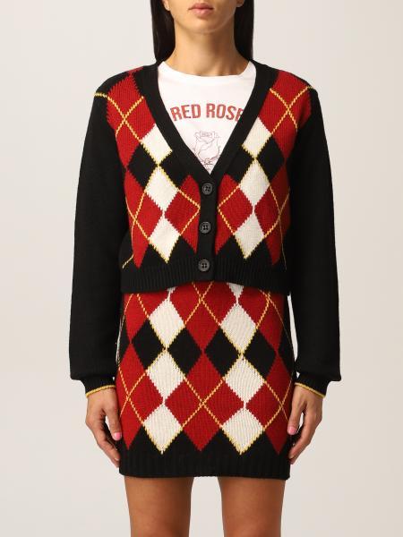 针织开衫 女士 Red Valentino