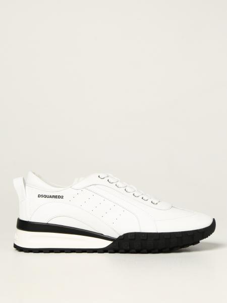Dsquared2 uomo: Sneakers Legend Dsquared2 in pelle