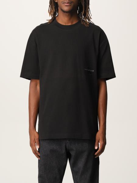 Calvin Klein Jeans men: T-shirt men Calvin Klein Jeans