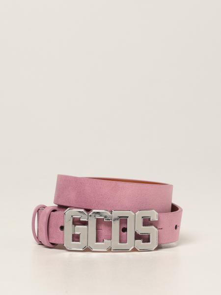 Gcds women: Gcds belt in suede