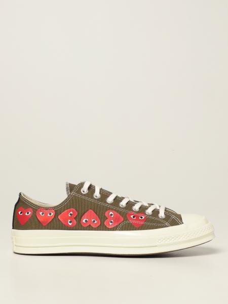 Comme Des Garcons: Shoes men Comme Des Garcons Play