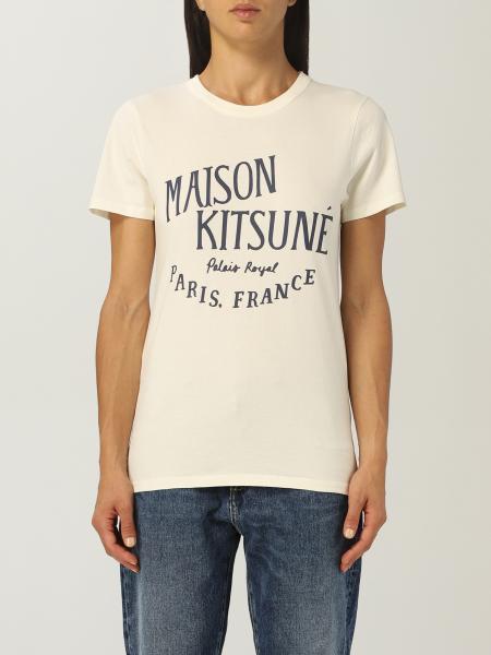 T-shirt damen Maison KitsunÉ