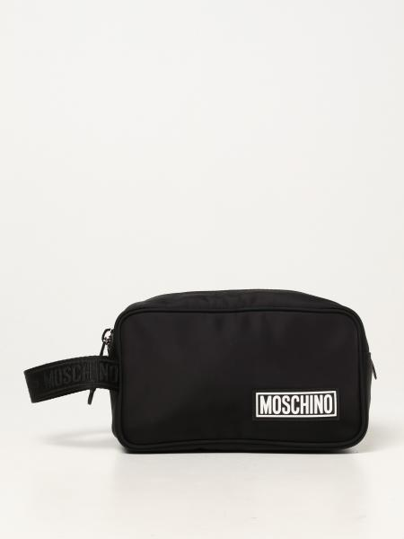 Beauty case Moschino Couture in nylon