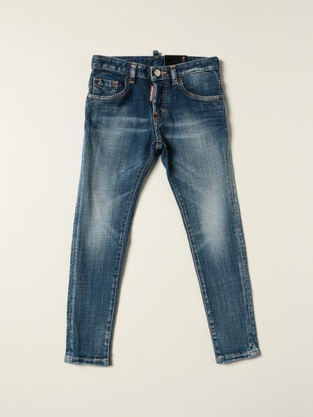 Pantalone bambino Dsquared2 Junior