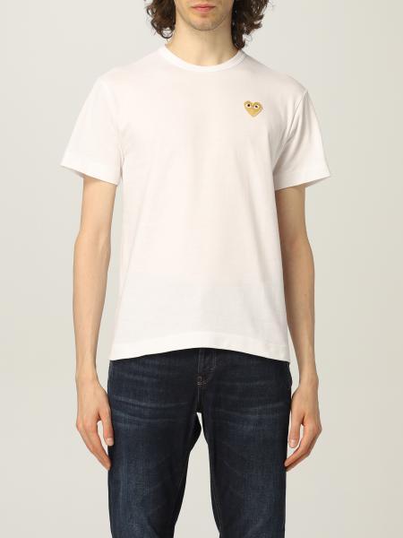 Comme Des Garcons: T-shirt men Comme Des Garcons Play