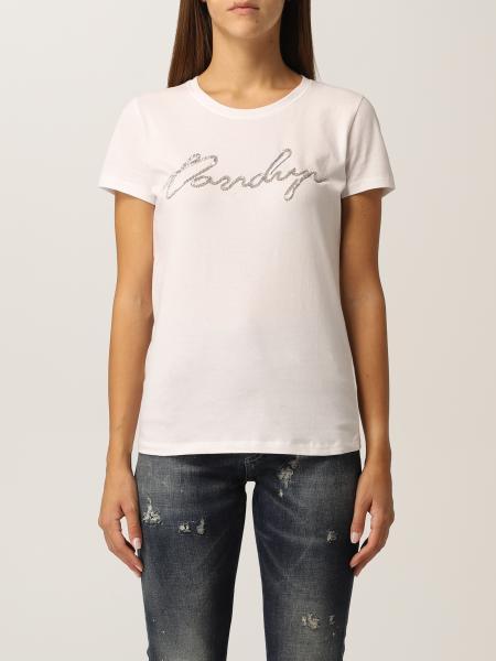 Dondup: T恤 女士 Dondup