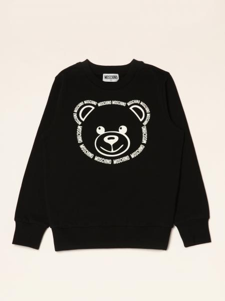 Moschino: 毛衣 儿童 Moschino Kid