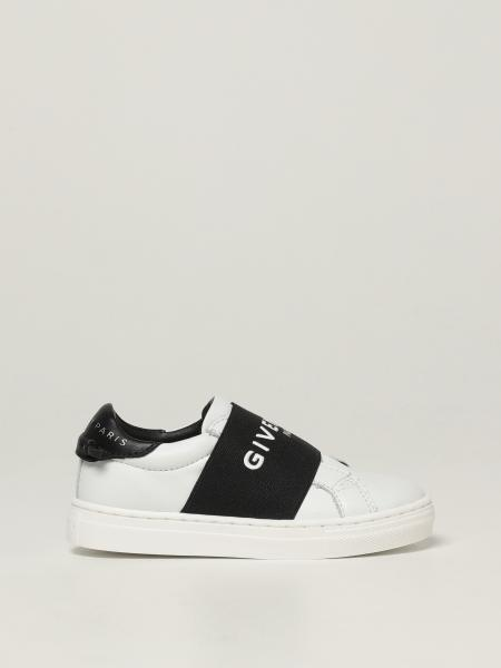 Givenchy sneakers in leather with logo