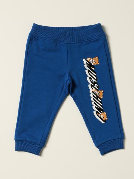 Pantalone jogging Moschino Baby