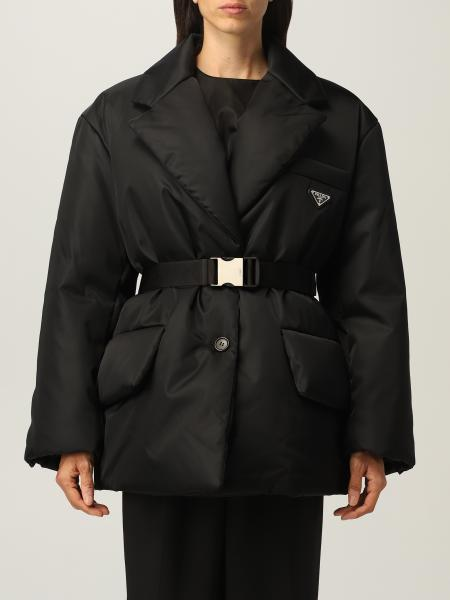 Mantel damen Prada