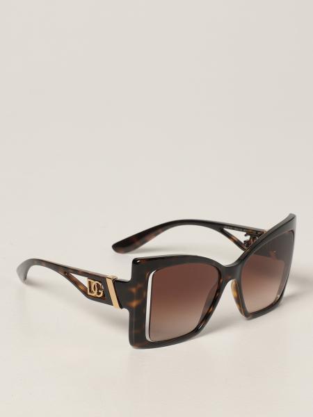Dolce & Gabbana women: Dolce & Gabbana sunglasses in acetate