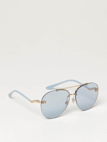 Dolce & Gabbana women: Dolce & Gabbana sunglasses in metal and acetate
