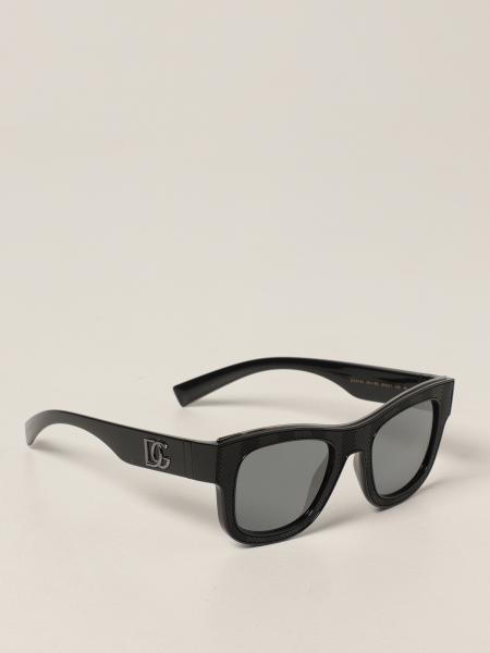 Dolce & Gabbana men: Dolce & Gabbana sunglasses in acetate