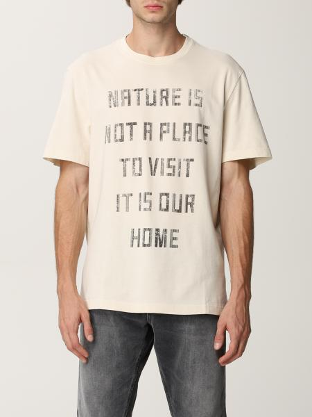 Camiseta hombre Golden Goose