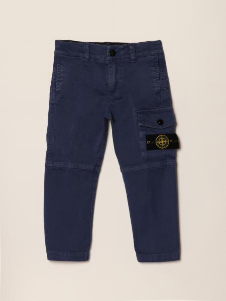 Stone Island Junior: Pantalone bambino Stone Island Junior