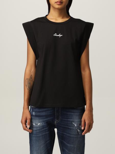 Dondup 女士: T恤 女士 Dondup