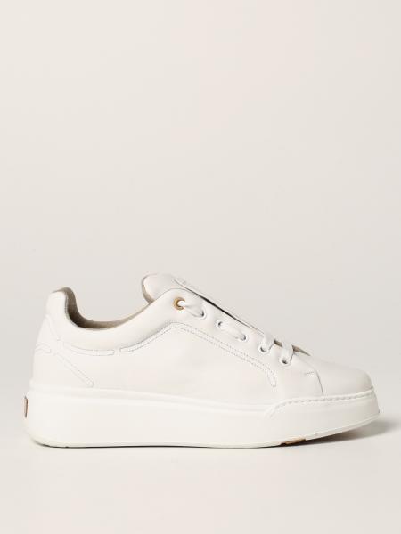 Max Mara: Sneakers Max Mara in pelle