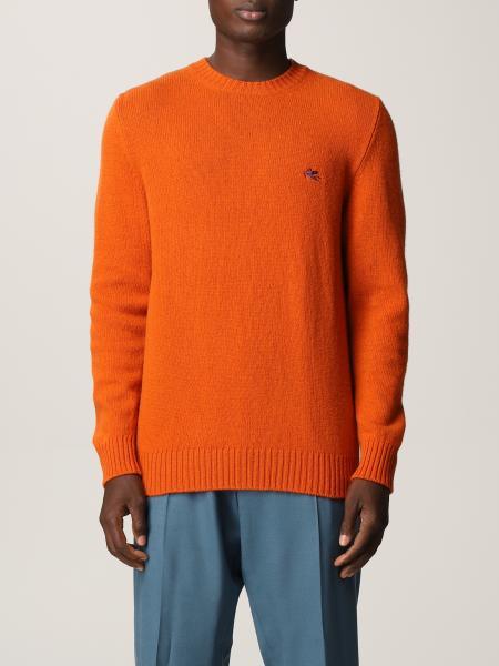 Etro men: Sweatshirt men Etro