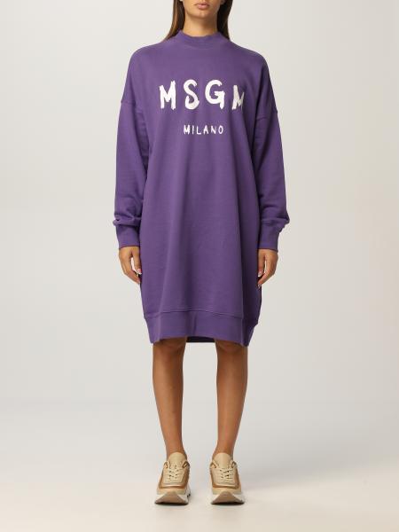 Msgm femme: Robes femme Msgm