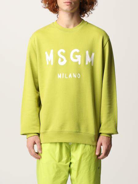Msgm sweatshirt with logo