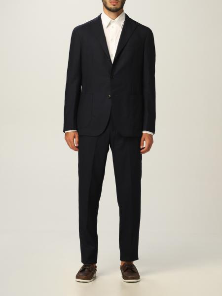 Suit men Boglioli