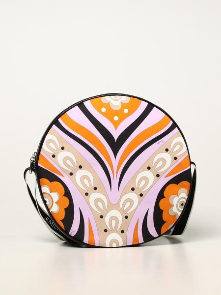 Emilio Pucci bag in printed fabric
