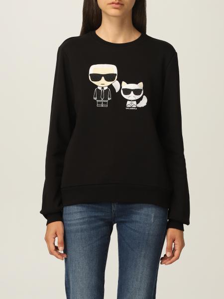 Karl Lagerfeld: Sweatshirt women Karl Lagerfeld