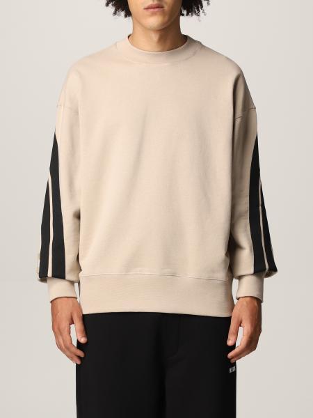 Sweatshirt herren Msgm