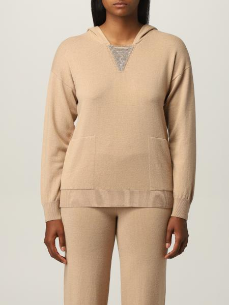 Peserico für Damen: Sweatshirt damen Peserico