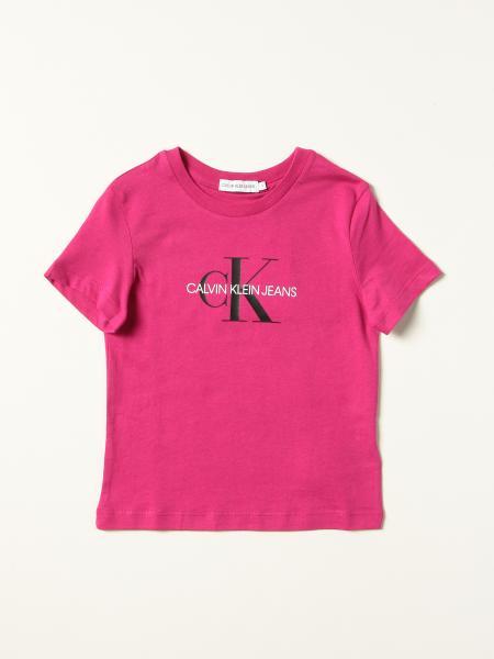 Calvin Klein: Camiseta niños Calvin Klein