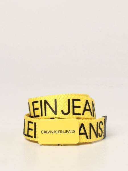 Cinturón niños Calvin Klein