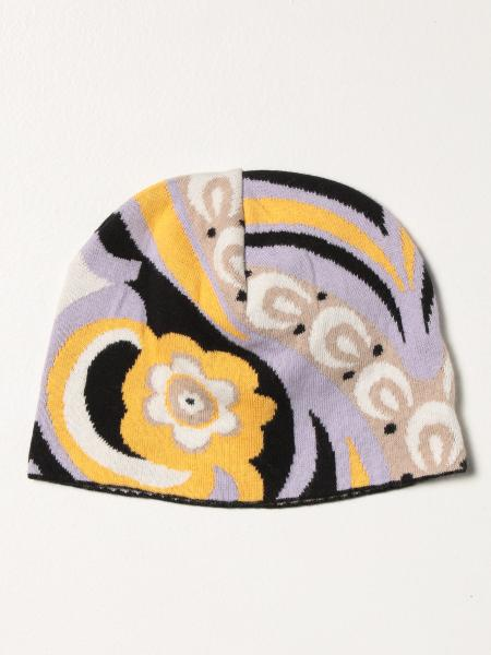 Hat girl kids Emilio Pucci