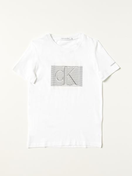 T-shirt kinder Calvin Klein