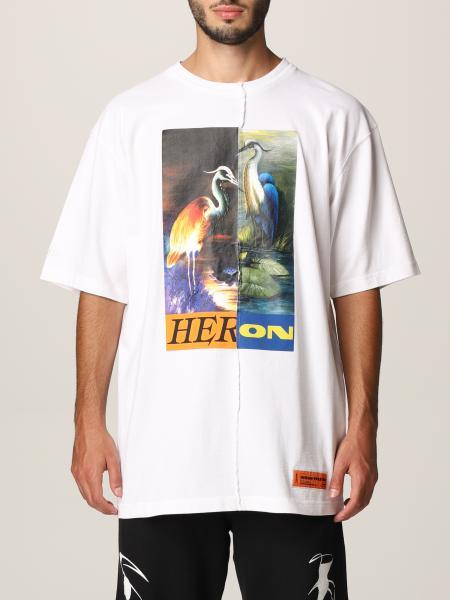 Heron Preston: Camiseta hombre Heron Preston