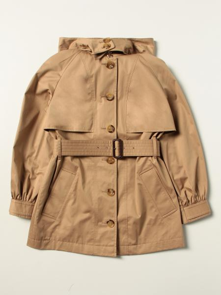 Burberry trench coat with belt