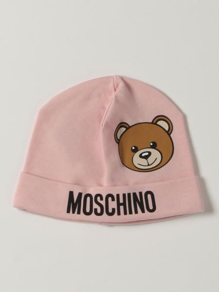 Moschino: 帽子 儿童 Moschino Baby