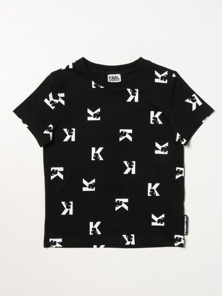 Karl Lagerfeld: T-shirt kids Karl Lagerfeld Kids