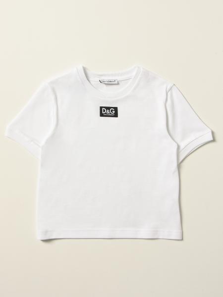 Camisetas niños Dolce & Gabbana