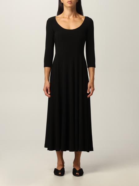 Norma Kamali für Damen: Kleid damen Norma Kamali