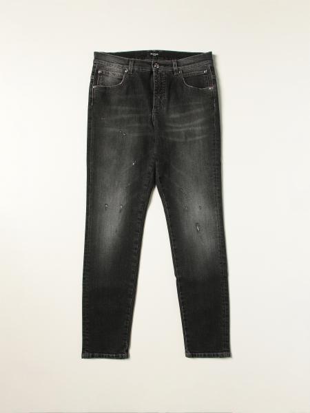 Jeans a 5 tasche Balmain