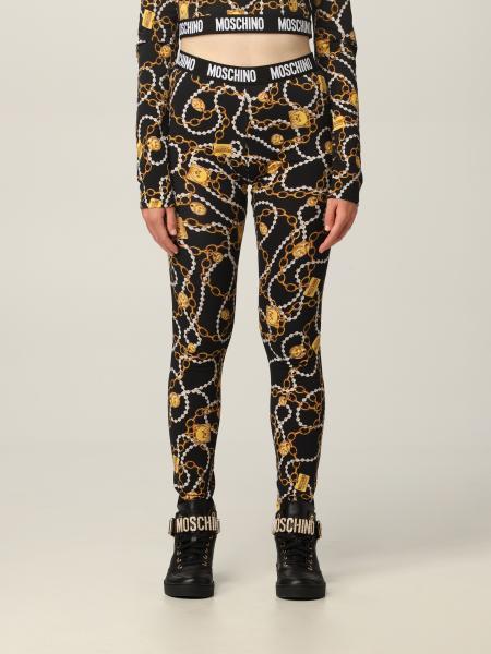 Moschino: 裤子 女士 Moschino Underwear
