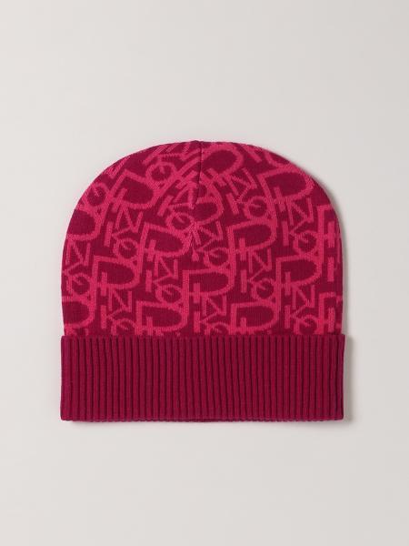 Pinko donna: Cappello a berretto Pinko con logo all over