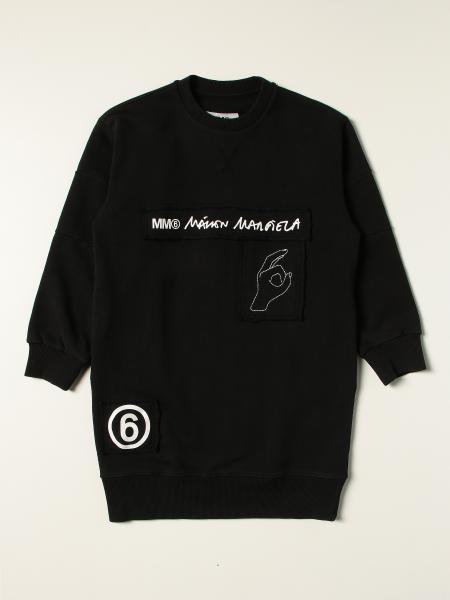 Kleid kinder Mm6 Maison Margiela