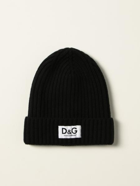 Cappello a berretto Dolce & Gabbana con logo